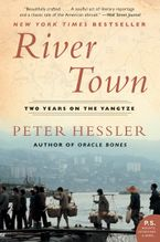River Town Paperback  by Peter Hessler