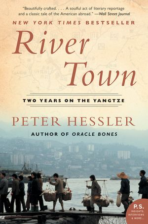 River Town book image