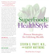SuperFoods Audio Collection CD