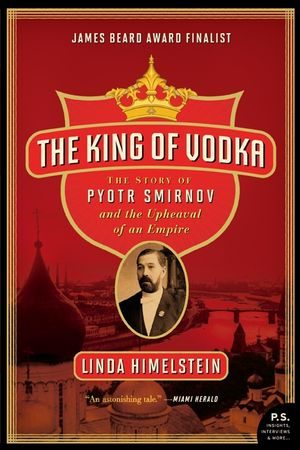 The King of Vodka book image