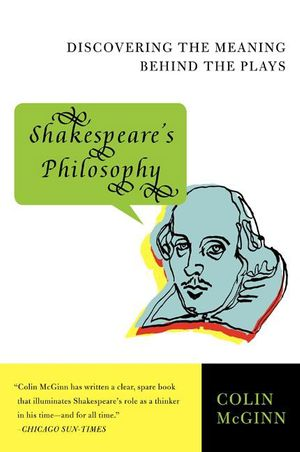 Shakespeare's Philosophy book image