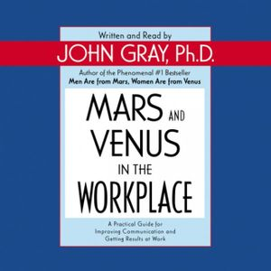 Mars and Venus in the Workplace book image