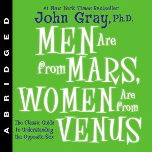 Men Are From Mars book image