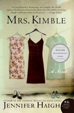 Mrs. Kimble Paperback  by Jennifer Haigh