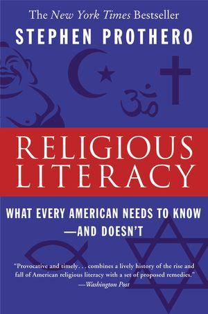 Religious Literacy book image