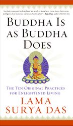 Buddha Is as Buddha Does Paperback  by Surya Das