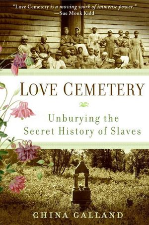 Love Cemetery book image