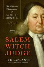 Salem Witch Judge Paperback  by Eve LaPlante