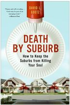 Death by Suburb Paperback  by Dave L. Goetz