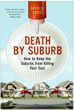 Death by Suburb book image