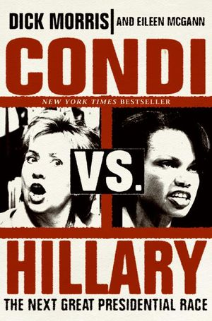 Condi vs. Hillary book image