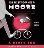 Dirty Job CD, A CD-Audio UBR by Christopher Moore