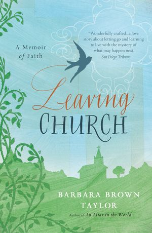 Leaving Church book image