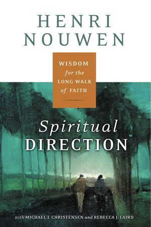 Spiritual Direction book image