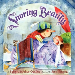 Snoring Beauty book image