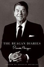 The Reagan Diaries Hardcover  by Ronald Reagan