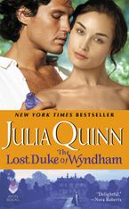The Lost Duke of Wyndham Paperback  by Julia Quinn