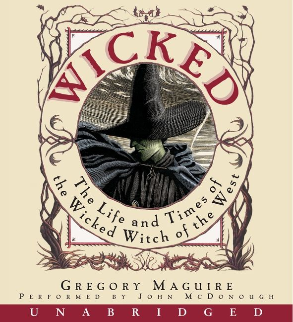 Wicked Audio Book
