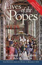 Lives of the Popes - reissue Paperback  by Richard P. McBrien