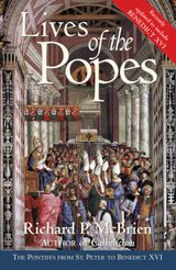 Lives of the Popes - reissue