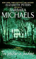 The Walker in Shadows Paperback  by Barbara Michaels