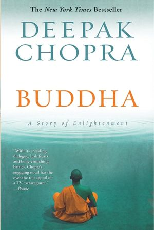 Buddha book image