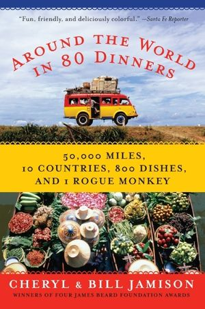 Around the World in 80 Dinners book image