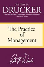 Book cover image: The Practice of Management