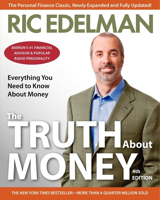 Book cover image: The Truth About Money