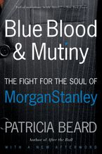 Blue Blood and Mutiny Paperback  by Patricia Beard