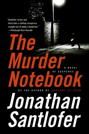 The Murder Notebook book image