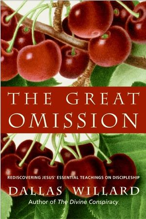 The Great Omission book image