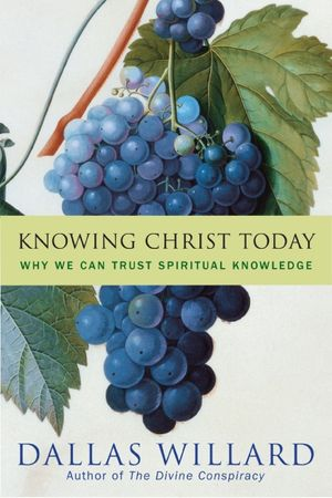 Knowing Christ Today book image