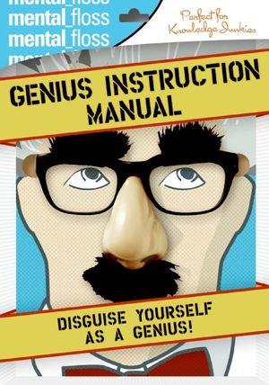 Mental Floss: Genius Instruction Manual book image