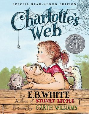 Charlotte's Web Read-Aloud Edition book image