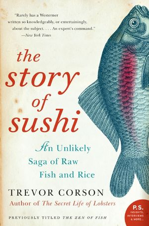 The Story of Sushi book image