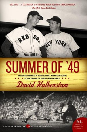 Summer of '49 book image