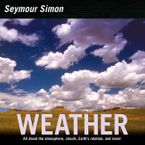 Weather Paperback  by Seymour Simon