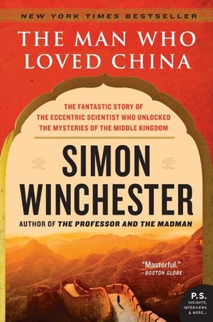The Man Who Loved China book image