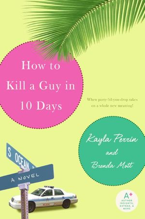 How to Kill a Guy in 10 Days book image