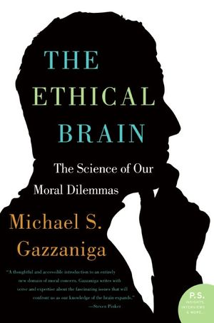 The Ethical Brain book image