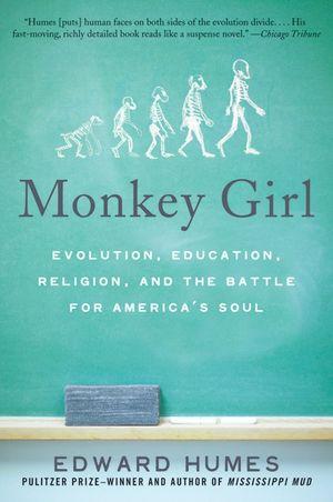 Monkey Girl book image