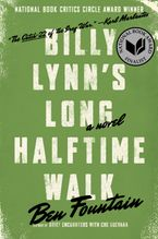 Billy Lynn's Long Halftime Walk Hardcover  by Ben Fountain