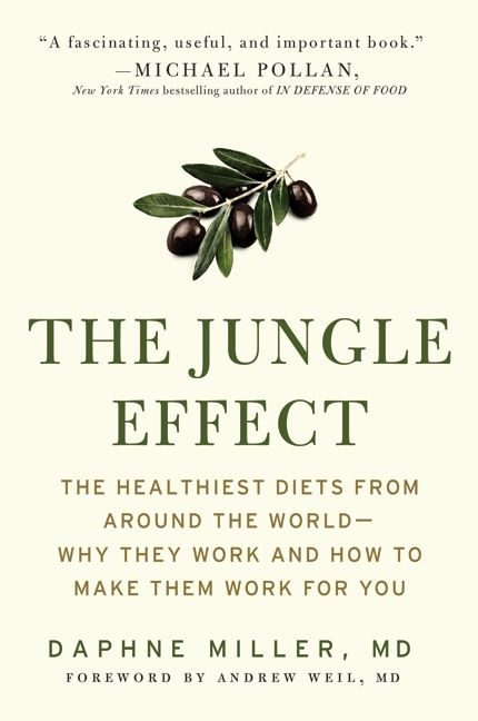 The jungle effect daphne miller md paperback read a sample enlarge book cover fandeluxe Gallery