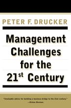 Management Challenges for the 21St Century Downloadable audio file ABR by Peter F. Drucker