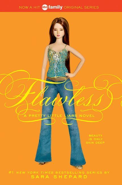 Pretty Little Liars First Book Cover ~ Pretty little liars flawless sara shepard paperback