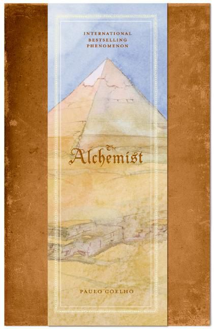 the alchemist a graphic novel paulo coelho hardcover the alchemist gift edition