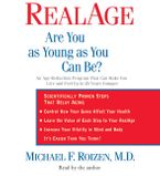 RealAge Downloadable audio file ABR by Michael F. Roizen M.D.
