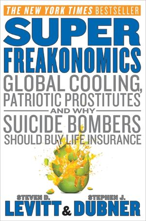 SuperFreakonomics book image