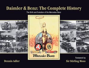 Daimler & Benz: The Complete History book image